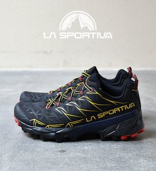 "<img class='new_mark_img1' src='https://img.shop-pro.jp/img/new/icons13.gif' style='border:none;display:inline;margin:0px;padding:0px;width:auto;' />【LA SPORTIVA】 ラ・スポルティバ Akyra ""Black"""