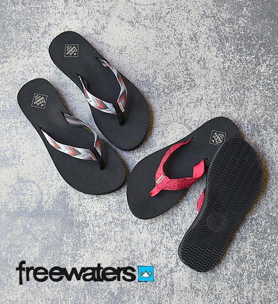 【freewaters】 フリーウォータース women's Supreem
