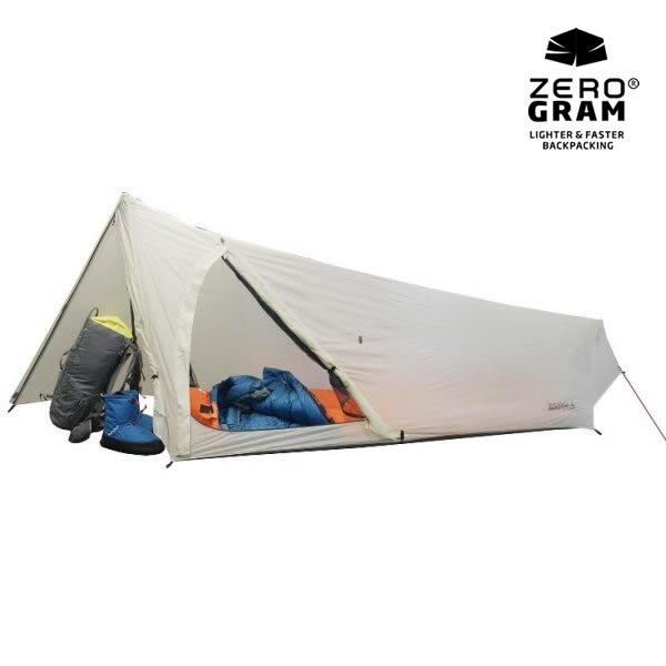 【ZEROGRAM】 ゼログラム Zero1 Pathfinder Tent