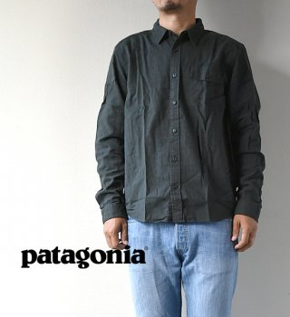 【patagonia】パタゴニア men's L/S LW Fjord Flannel Shirt