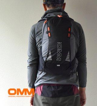 【OMM】 オリジナルマウンテンマラソン Urtra 20-Black Edition-