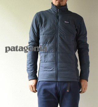 【patagonia】 パタゴニア men's Nano-Air Light Hybrid Jkt