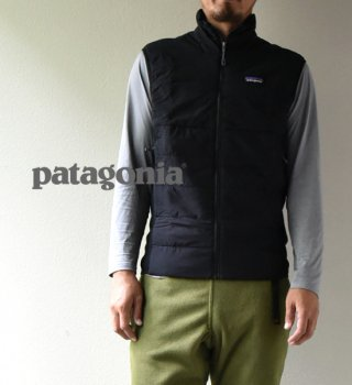 【patagonia】 パタゴニア men's Nano-Air Light Hybrid Vest