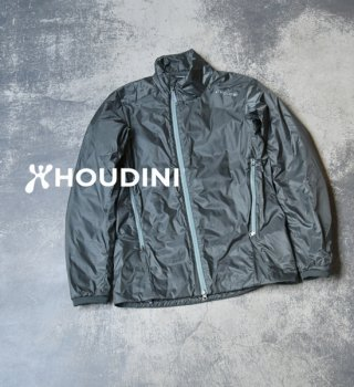 【HOUDINI】 フーディニ men's Fly Jacket