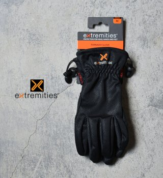 【extremities】 エクストリミティーズ Tornade Glove