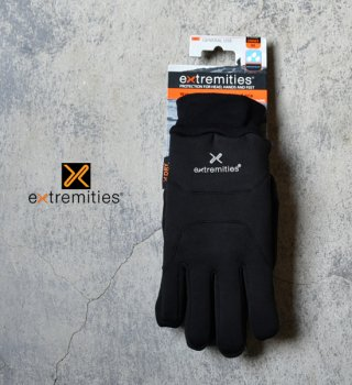 【extremities】 エクストリミティーズ Insulated Waterproof Sticky Power Liner Glove