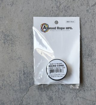【Atwood Rope】 アトウッド・ロープ Micro Cord Uber Glow
