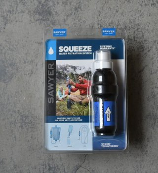 【SAWYER】 ソーヤー Sawyer Squeeze Filter