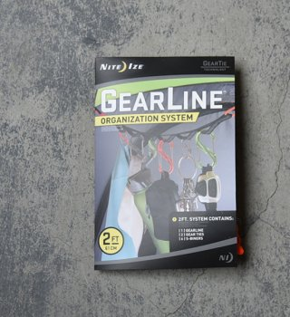 【NITE IZE】 ナイトアイズ Gearline 2FT