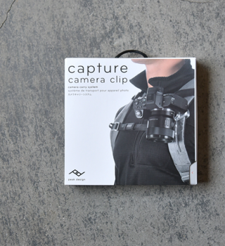 【Peak Design】 ピークデザイン Capture Camera Clip