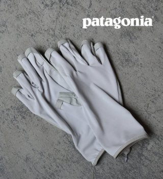 "【patagonia】 パタゴニア Technical Sun Glove ""Tailored Grey"" ※メール便可"