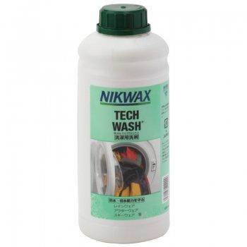 【NIKWAX】ニクワックス Tech Wash 1L