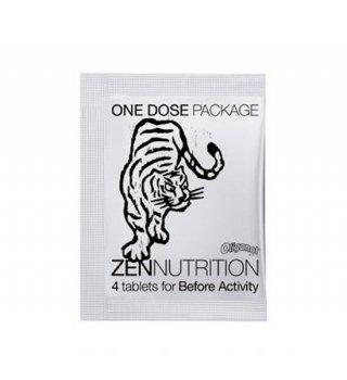 【ZEN NUTRITION】 ゼンニュートリション Before Activity トラ 4粒 ※メール便可