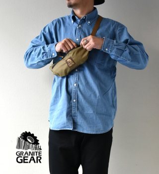 "【GRANITE GEAR】 グラナイトギア Tactical Hip Wing ""2Color"" ※メール便可"