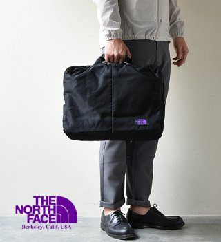 "<img class='new_mark_img1' src='//img.shop-pro.jp/img/new/icons13.gif' style='border:none;display:inline;margin:0px;padding:0px;width:auto;' />【THE NORTH FACE PURPLE LABEL】 ノースフェイスパープルレーベル LIMONTA&reg; Nylon 3Way Bag ""2Color"""