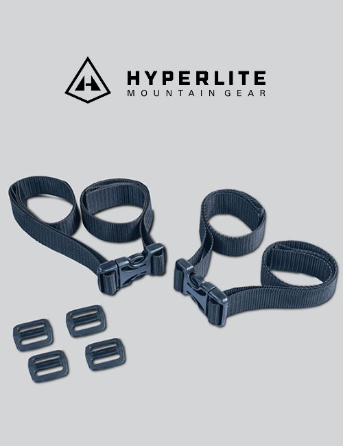 【Hyperlite Mountain Gear】ハイパーライトマウンテンギア Pack Accessory Straps