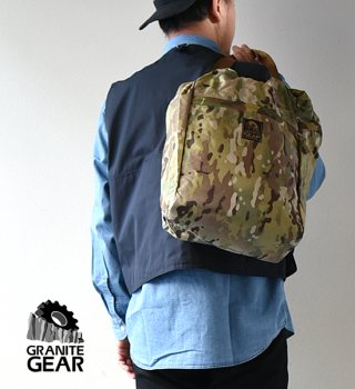 "【GRANITE GEAR】グラナイトギア Mission Tote ""2Color"""