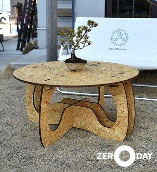 "【zeroday】ゼロデイ  ""Donuts Table"""