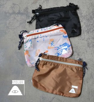 【POLER】ポーラー Biggie Stuffable Pouch