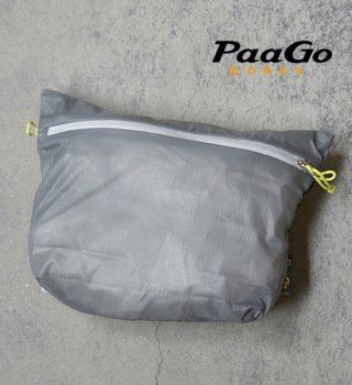 【PaaGo WORKS】パーゴワークス W-Face Pouch 3