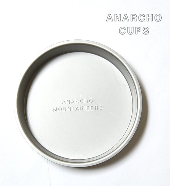【Anarcho Cups】アナルコカップ  Dip Plate (for Solo)