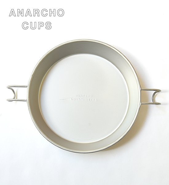 【Anarcho Cups】アナルコカップ Anarcho Plate