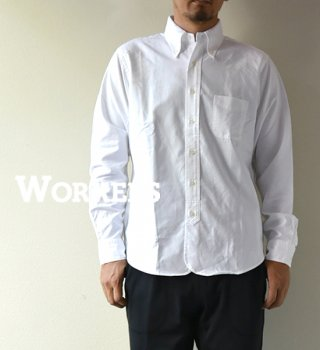 "【WORKERS】ワーカーズ Lot 20,Modified BD ""White"""