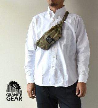 "【GRANITE GEAR】グラナイトギア Tactical Hip Zip ""2Color"""