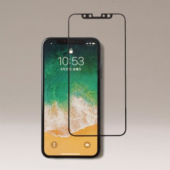 【ROOT CO.】ルート Tempered Glass Film for iPhone X ※メール便可