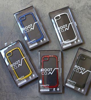 【ROOT CO.】ルート Shock Resist Tough & Basic Case. for iPhone8/7