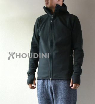 【HOUDINI】フーディニ men's Power Houdi