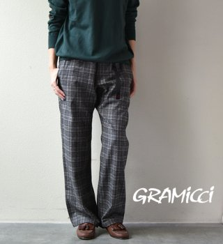 "【GRAMICCI】グラミチ women's Wool Blend Lax Pants ""4Color"""