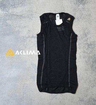 【ACLIMA】アクリマ men's Wool Net Singlet