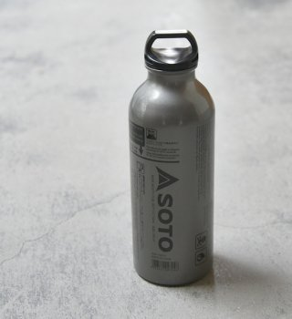 【SOTO】ソト Wide Mouth Fuel Bottole 700ml