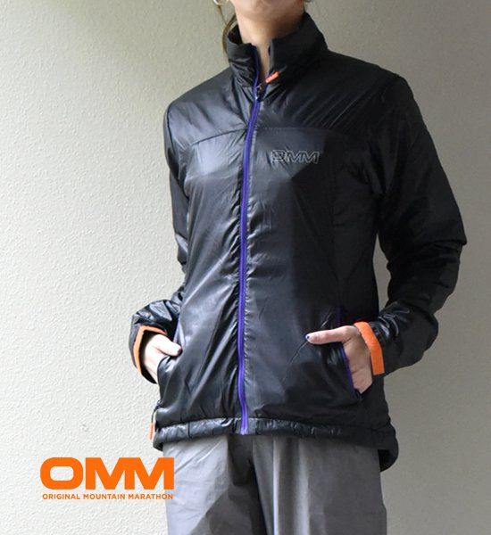 【OMM】オリジナルマウンテンマラソン women's Rosa Jacket