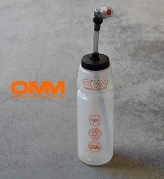 【OMM】オリジナルマウンテンマラソン Ultra Bottle(Straw&Bite Valve) 750ml 750ml