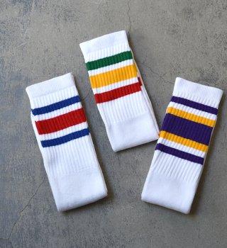 【SKATER SOCKS】スケーターソックス 19 Knee High Tube Socks