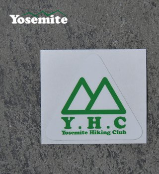 【Yosemite】YHC Original Sticker(Yosemite Hiking Club)