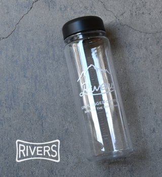 【RIVERS】リバーズ Reuse Bottle S500 Unplugged