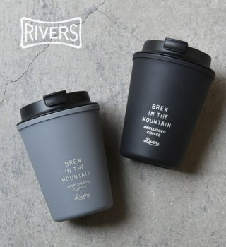【RIVERS】リバーズ Wallmug Sleek Unplugged
