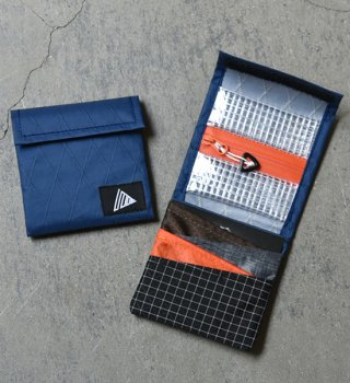 【UNJOE】アンジョー Icon Hiker Wallet x-pac