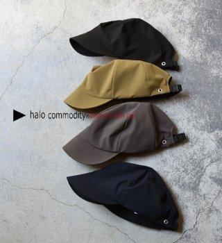 【halo commondity】ハロコモディティ Crevice Cap