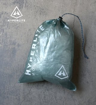 【Hyperlite Mountain Gear】Medium Cuben Stuff Sack