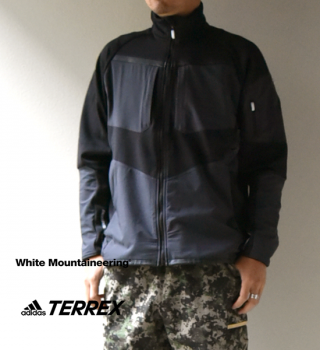 【White Mountaineering×adidas TERREX】Stockhorn Jacket
