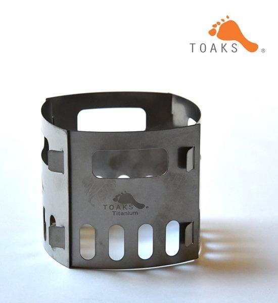 【TOAKS】トークス Titanium Alcohol Stove Pot Stand