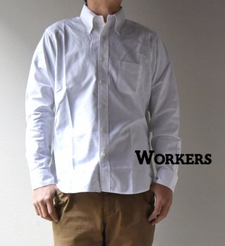 "【WORKERS】ワーカーズ Modified BD ""White"""