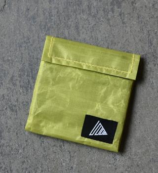 【UNJOE】アンジョー  Icon Hiker Wallet DCF Hybrid(cubenfiber)