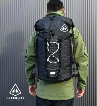 "【Hyperlite Mountain Gear】ハイパーライトマウンテンギア  2400 Ice Pack-40L Yosemite Limited Model ""Black"""