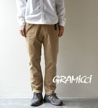 【GRAMICCI】グラミチ NN-Pants Just Cut