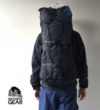 "【GRANITE GEAR】グラナイトギア Vapor Trail Limited ""Black"""